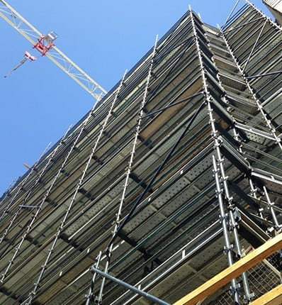 Services Andersons Scaffolding