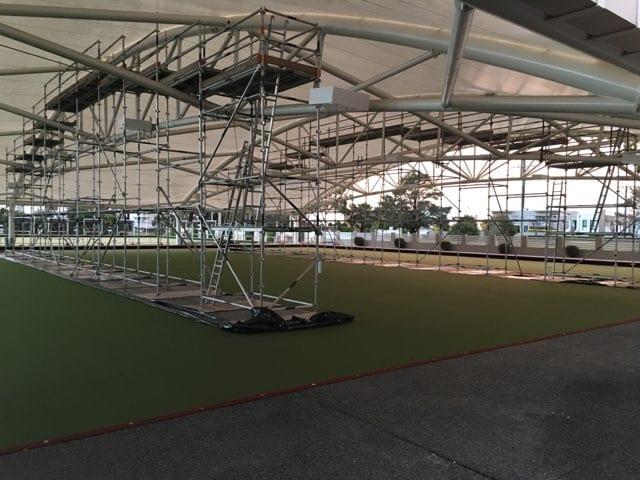 Andersons scaffolding Bowling Club